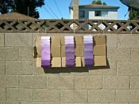 Painting outdoor concrete walls | Lynda Makara