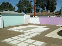 Painting Outdoor Concrete Walls - Defendbigbird.com
