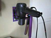 diy hair styler holder diy hair appliance holder lynda makara