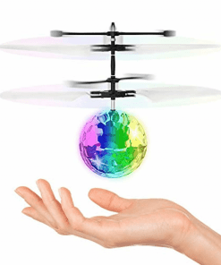 Flying Toy Ball Infrared Induction Helicopter Drone - lyndaskitchen