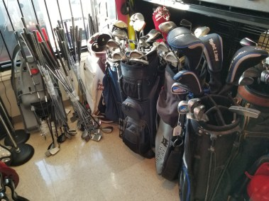 Lynda's Pawn Shop - Golf Clubs and Sporting Equipment