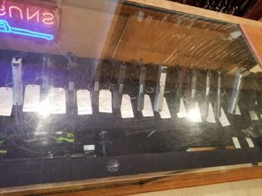 Lynda's Pawn Shop - Handguns