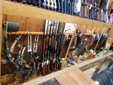 Lynda's Pawn Shop - Rifles and Shotguns