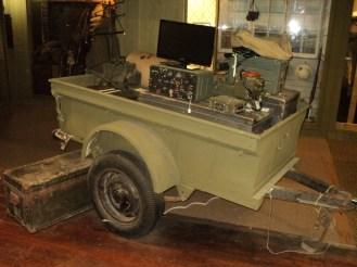 US Army WWII Cargo Trailer
