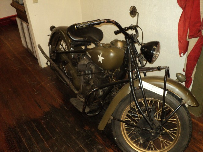 1939 Military Indian Motorcycle