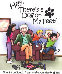 Hey, There's a Dog on My Feet!