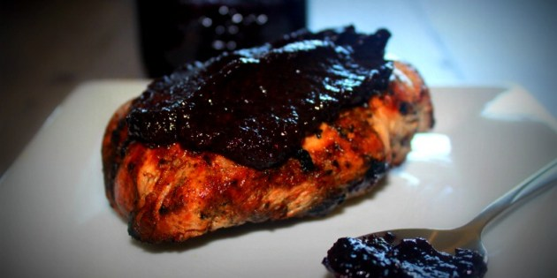 Blueberry Maple Barbecue Sauce