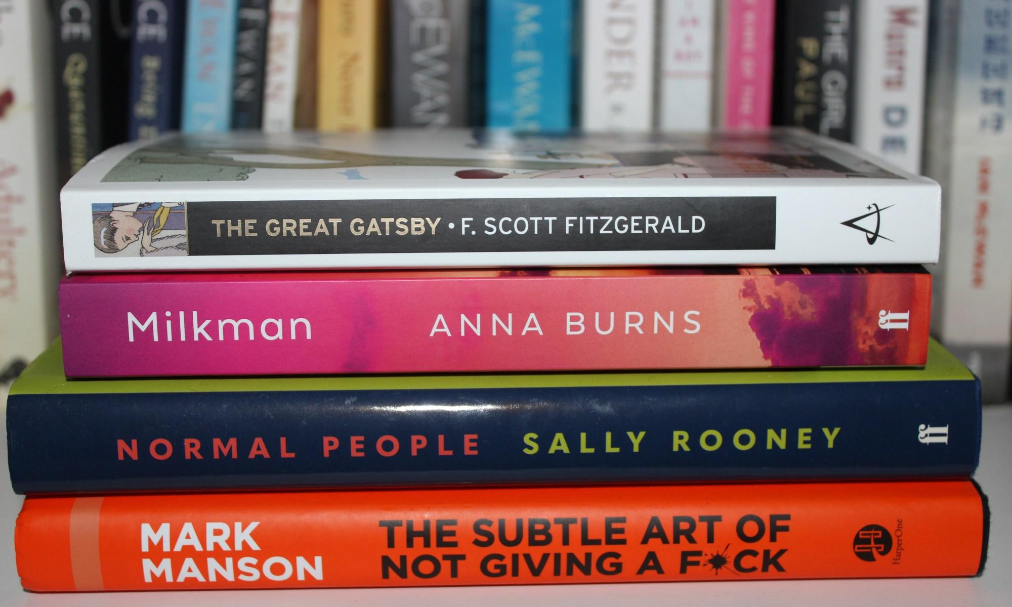 February Reading List