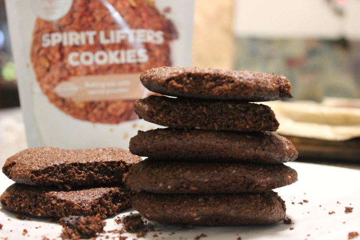 Flavours for Health Malta - Spirit Lifter Cookies