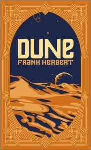 Cover of Dune by Frank Herbert, lynettemburrows.com