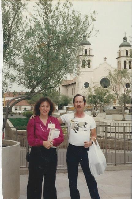 Lynette M Burrows & Rob Chilson