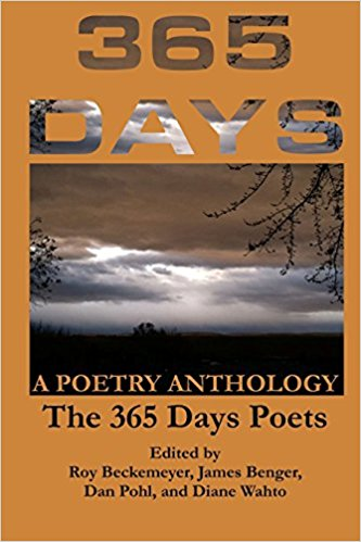 book, 365 Days Poets