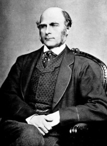 Photograph of Sir Frances Galton, Darwin's cousin who coined the term eugenics part of my inspiration from real-life heart-wrenching history for my book, My Soul to Keep.
