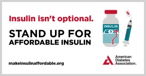 Lynette M Burrows explains why you should sign the petition: Stand Up for Affordable Insulin