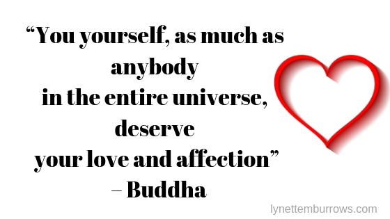 In the Month of Love--Love Yourself. One way you can learn