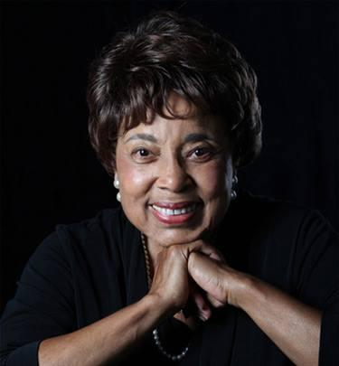 Photo of Dorothy Cotton, nonviolent, she made a difference in the Civil Rights Movement