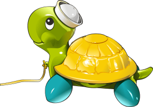 image of toy turtle