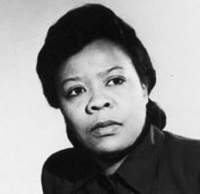 photo of Marie Van Brittan Brown who I found at the bottom of the research rabbit hole I tumbled down while writing If I Should Die