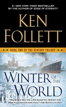 cover of Ken Follett's book Winter of the World