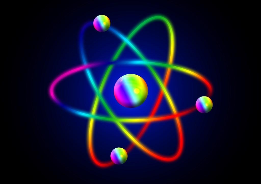 image of an atom