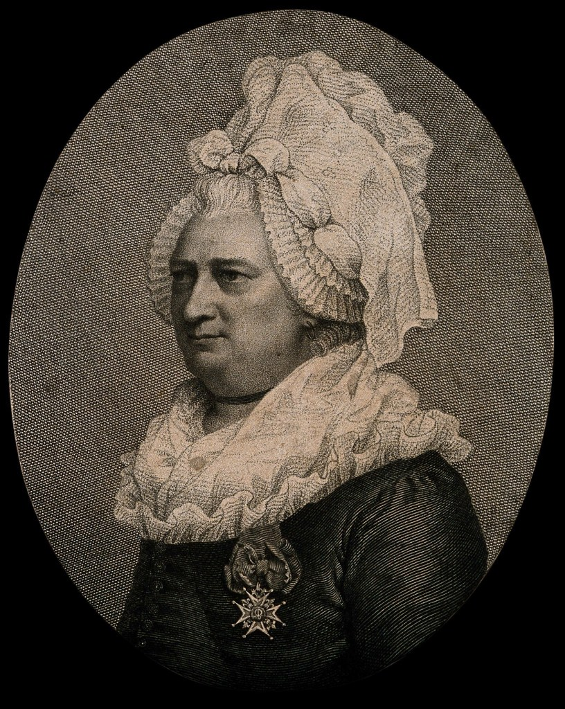 Black and white image of The Chevalier d'Eon one of the Unconventional Women of History No One Taught You About