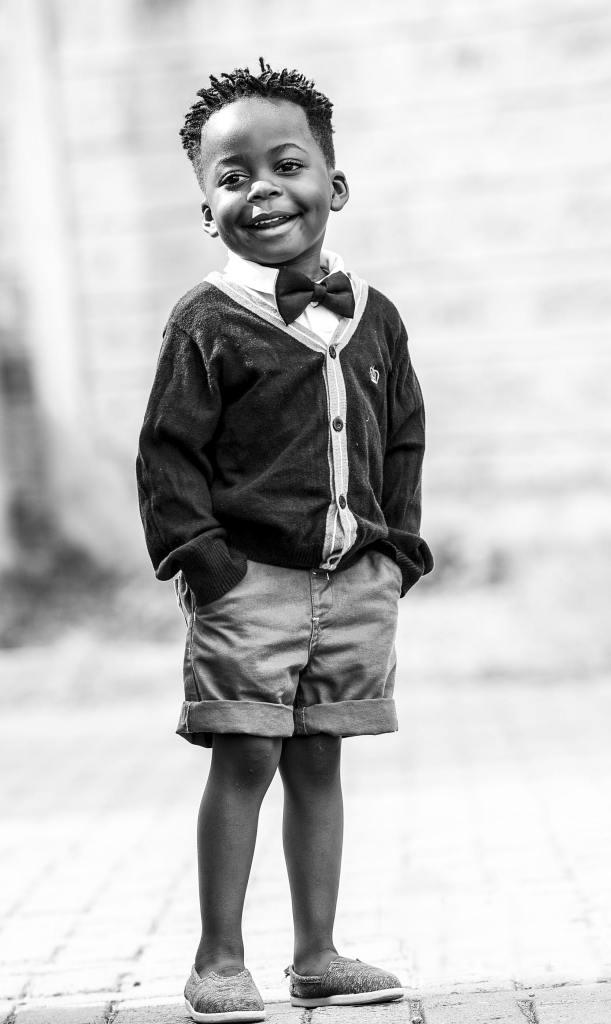 You Need a Well-Stocked I Can Do It Toolbox one that can include dressing in your best clothes like the confident young African American pictured here.