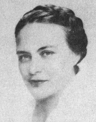 Portrait photograph of Ruth Margaret Muskrat Bronson,