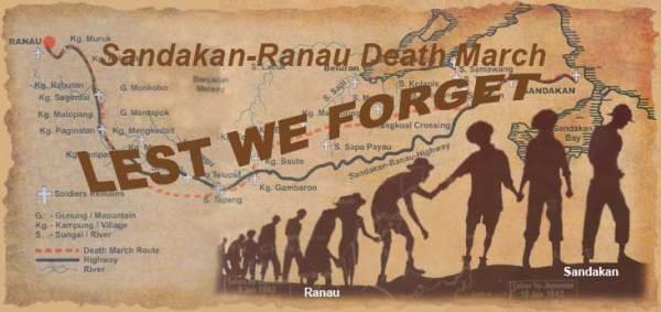 Sandakan-Ranau Death March
