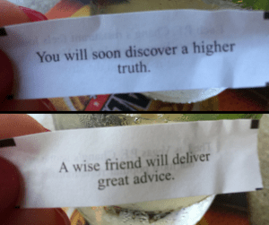 The Greater Truth to Friendship
