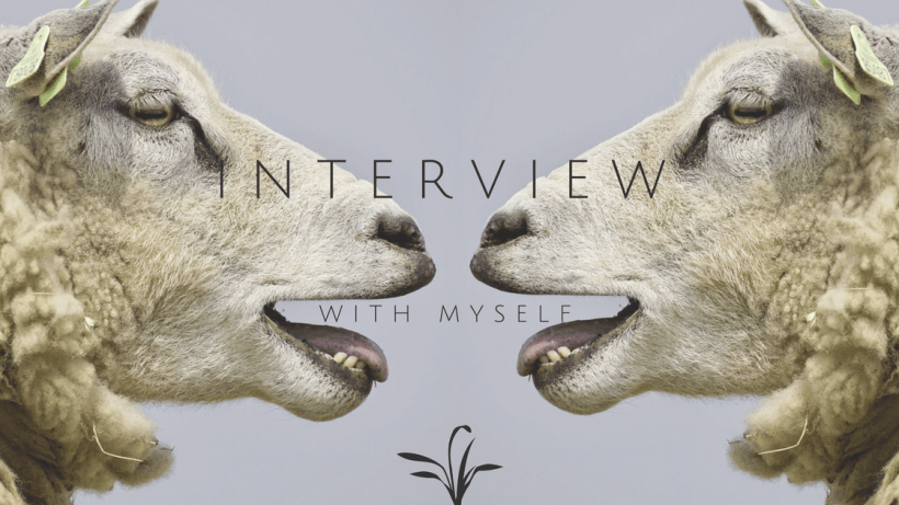 Interview with myself image
