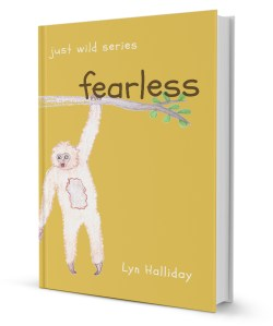 Fearless cover mockup