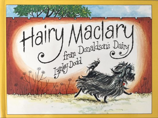 Cover of Hairy Maclary Book
