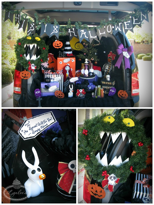 Diy Nightmare Before Christmas Decorations