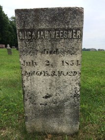 Micajah Weesner
