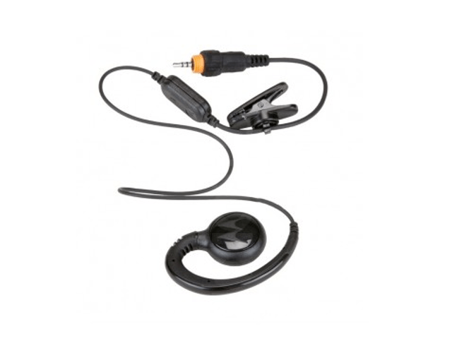 Motorola Walkie Talkie CLP446 Single Pin Short Cord