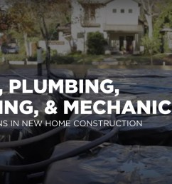 plumbing top out electrical wiring and hvac installation lessons in real estate investing [ 1280 x 720 Pixel ]