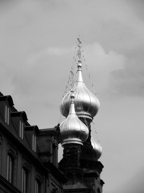 St Alexander Nevsky Kirke Copenhagen