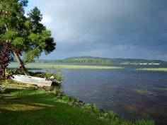 Lake Agimak, northern Ontario