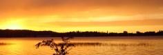 Sunrise, northern Ontario