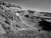 098 Alberta badlands