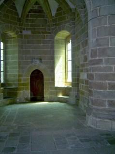 window and door mont st michel