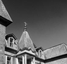roof line Iona Academy Glengarry Ontario