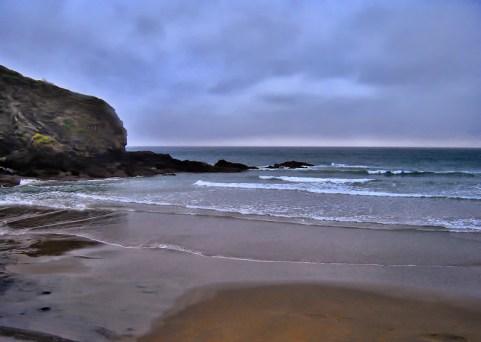 Portholland meets Veryan Bay - English Channel
