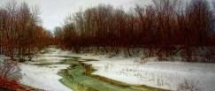 Raisin River at Summerstown, Ontario