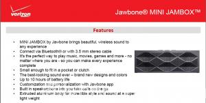 jawbone mini