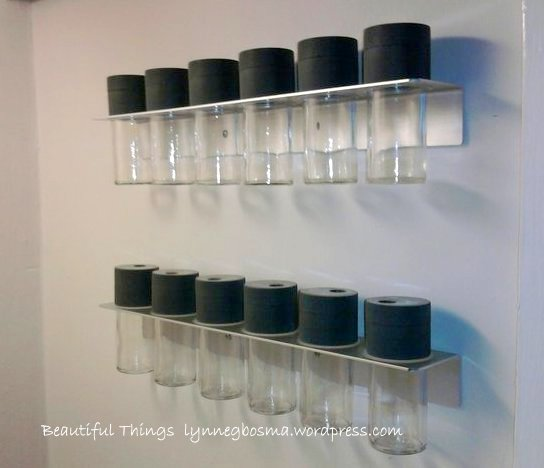 DIY Ikea Wood Spice Rack PDF Download plan for cabinet