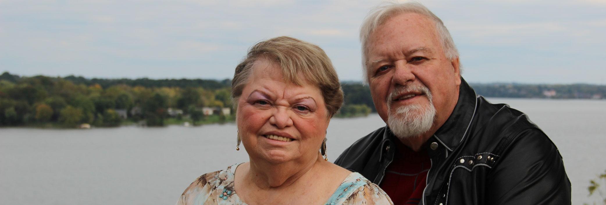 Ray and Lynn