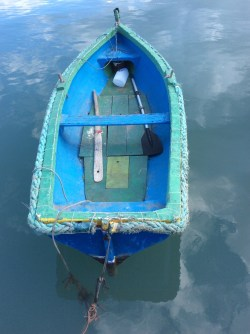Maltese fishing boat