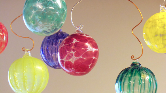 email glass balls