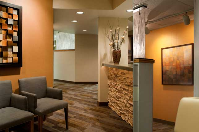 Dental Office Architecture and Interior Design  Highline